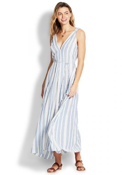 Seafolly Florence Stripe Maxi Dress