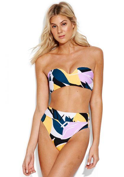 Cut Copy Bandeau Bikini