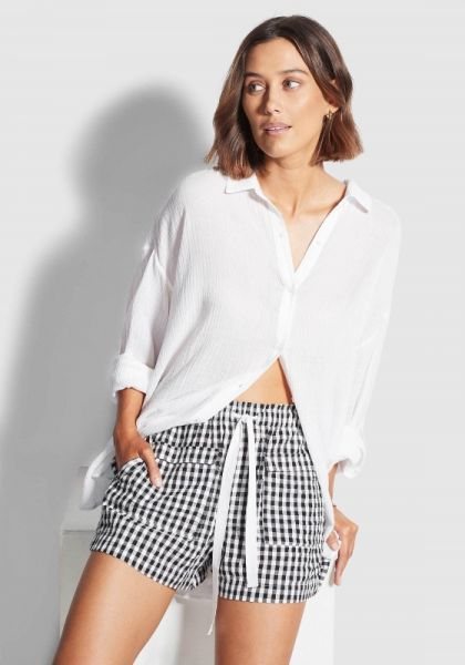 Seafolly Gingham Beach Shorts
