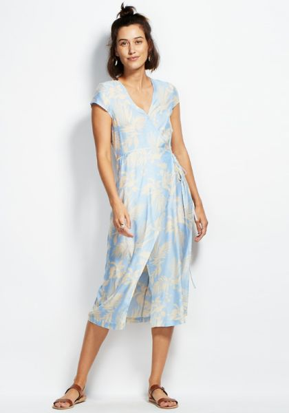 Seafolly La Palma Wrap Dress