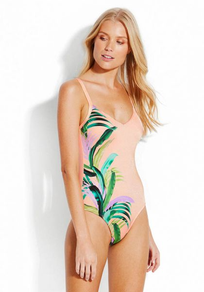 Melissa Odabash Las Palmas Sweetheart Swimsuit