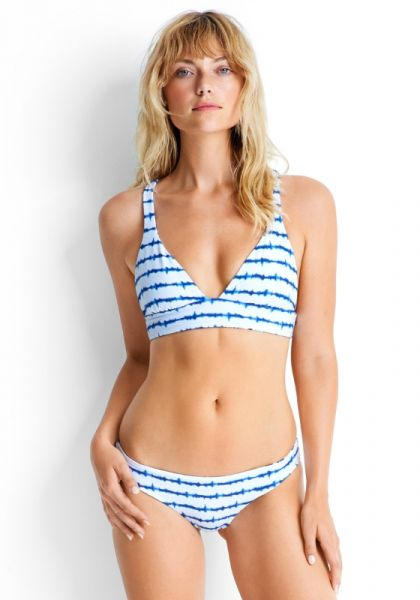 Seafolly Mandala Fixed Triangle Bikini