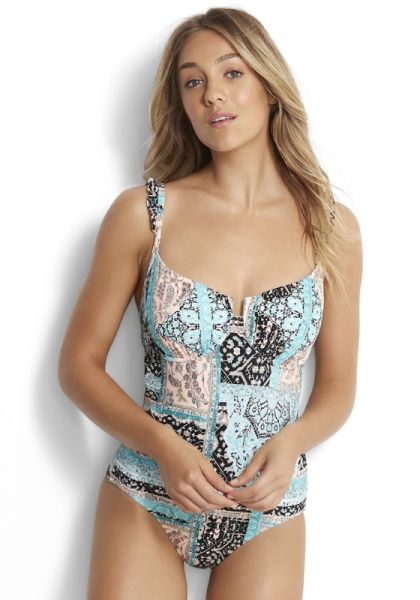 Seafolly Moroccan Moon Swimsuit
