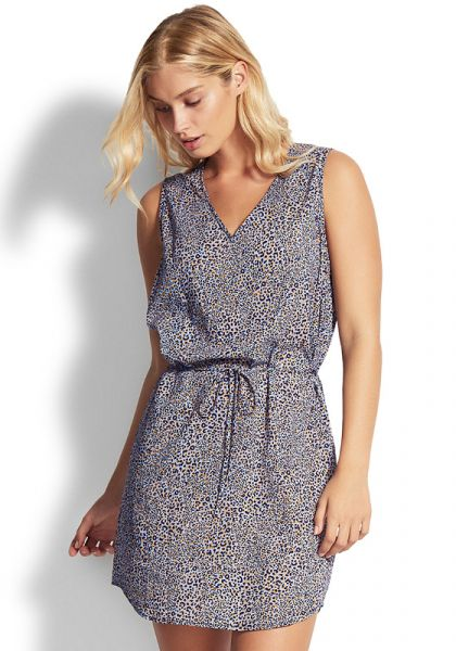 Seafolly Spirit Animal Cover Up