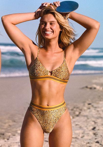 Seafolly Ring Front Bralette Bikini
