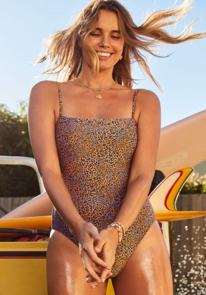 Seafolly Spirit ANimal Swimsuit