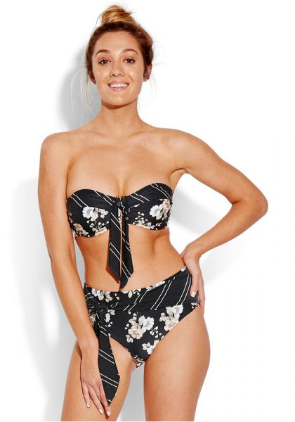 Seafolly Splendour Wide Side Retro Bikini