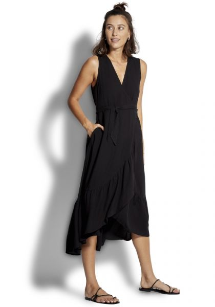 Seafolly Summer Nights Wrap Dress