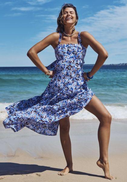 Seafolly Thrift Shop Maxi Dress