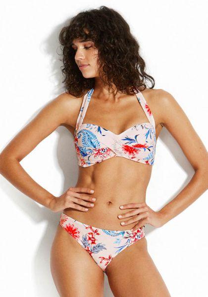 Water Garden Halter Bikini