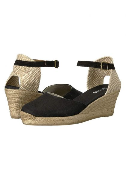 Soludos Closed Toe Wedge