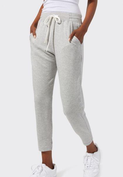 Reena 7/8 Sweatpant Grey