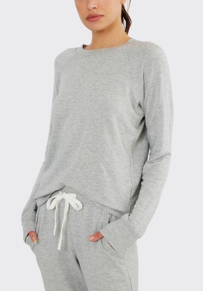 Splits59 Fleece Sweatshirt Grey