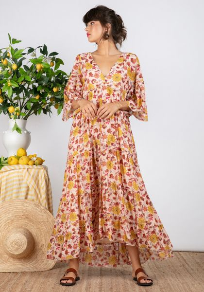 Sundress Agathe Dress Silk