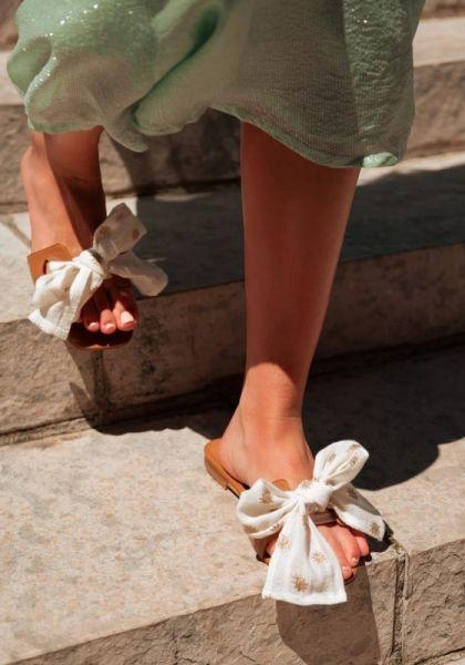 Amour Sandals Coconut