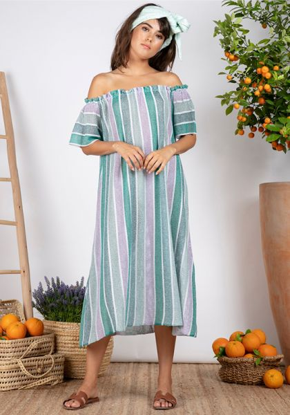 Sundress Bella Maxi Dress
