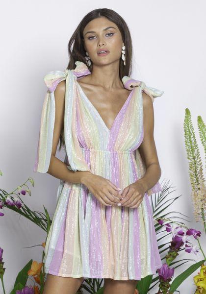 Fanya Dress Pastel