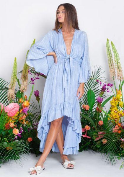 Juliana Dress Blue