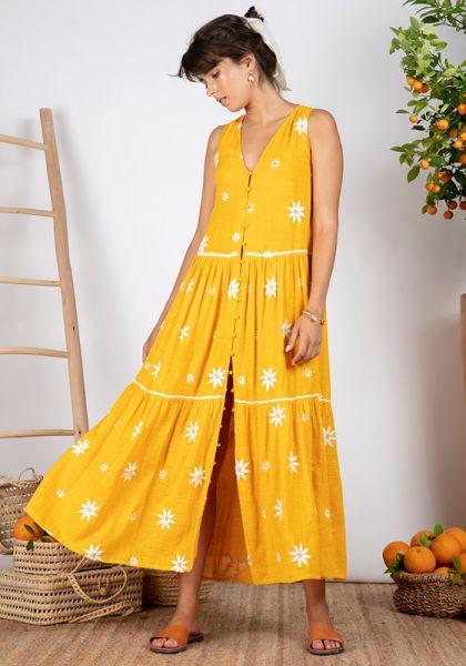Sundress Lumiere Maxi Dress