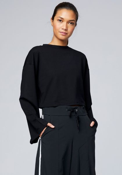 VARLEY MILLDALE SWEATER BLACK