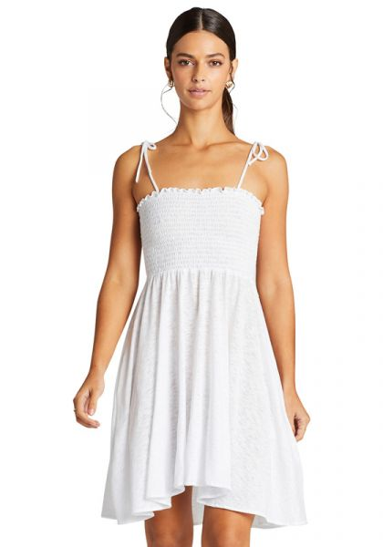 Gigi Dress White