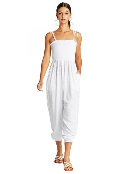 Moonlight Jumpsuit White