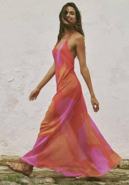 Vix Artsy Scarf Dress