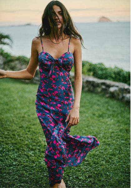Vix Swimwear Fiore Bia Long Dress