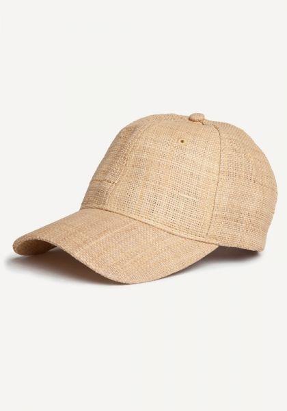 Vix Jute Baseball Cap