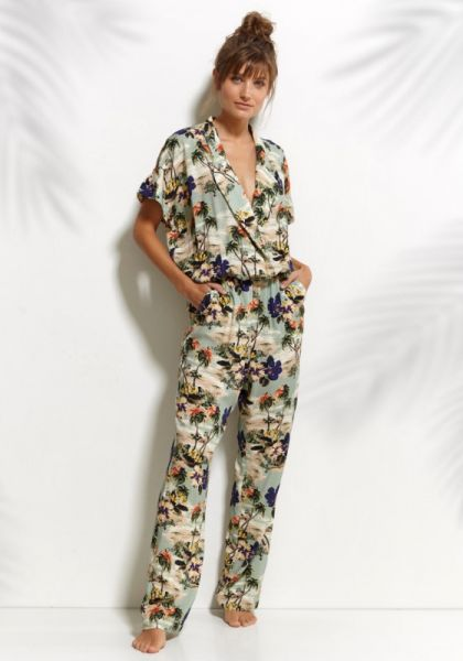 Watercult Hawaii Kitsch Boiler Suit