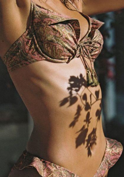 Watercult Nu Boheme Ruffle Bikini