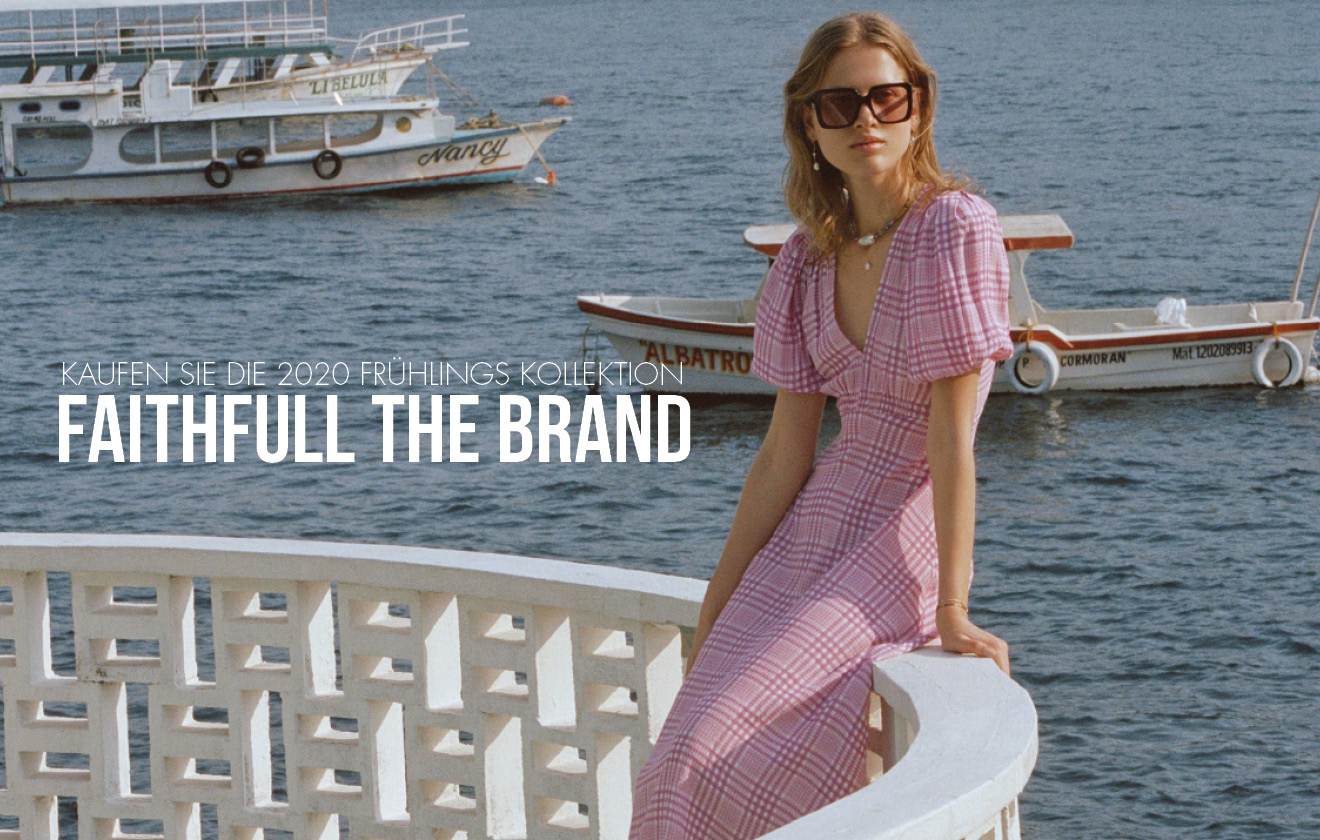 FAITHFULL THE BRAND NEW COLLECTION