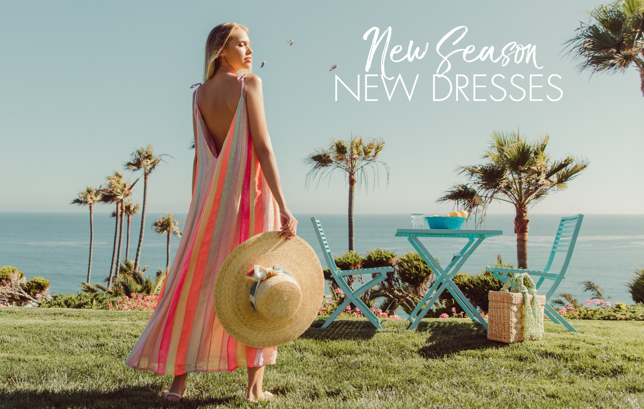 New Season beach Dresses