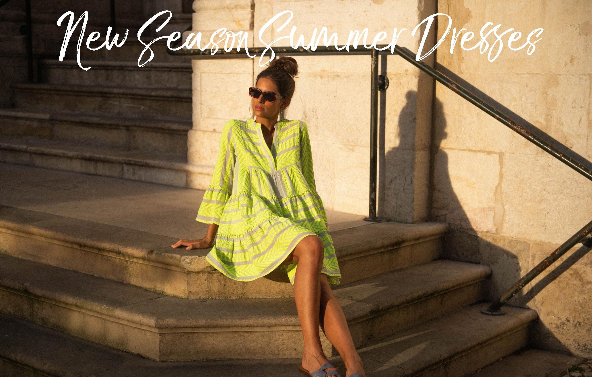 New Season Summer Dresses