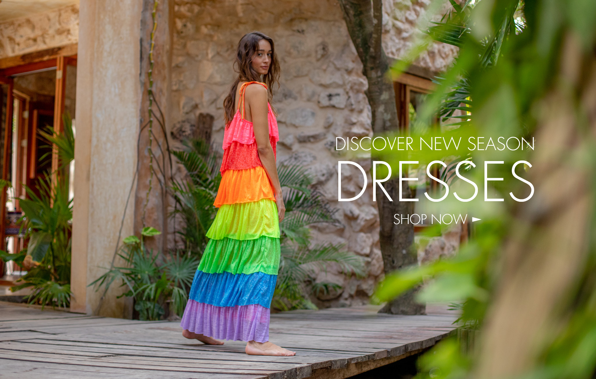 New Season Summer Dresses