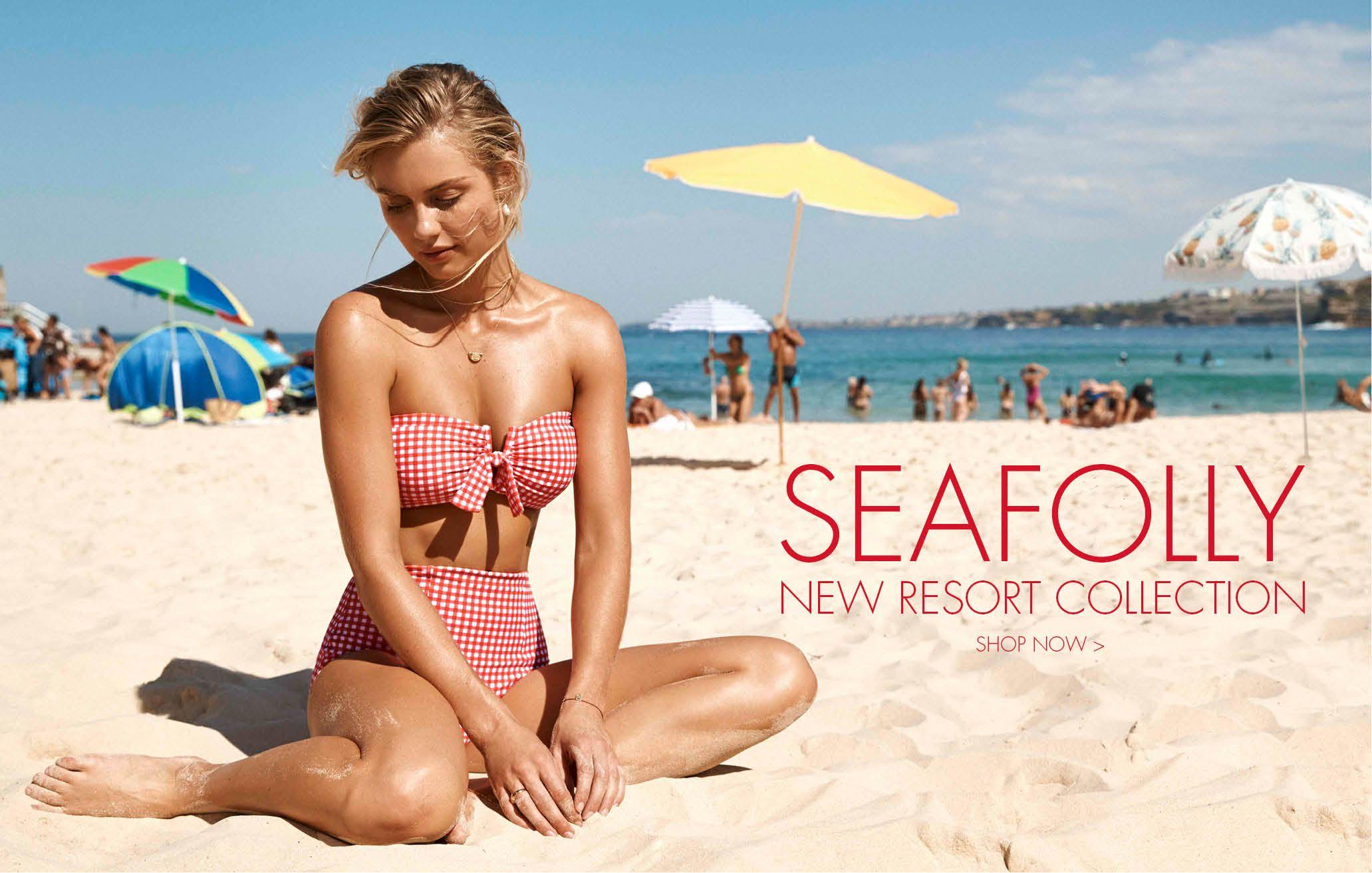 Seafolly Resortwear 2018