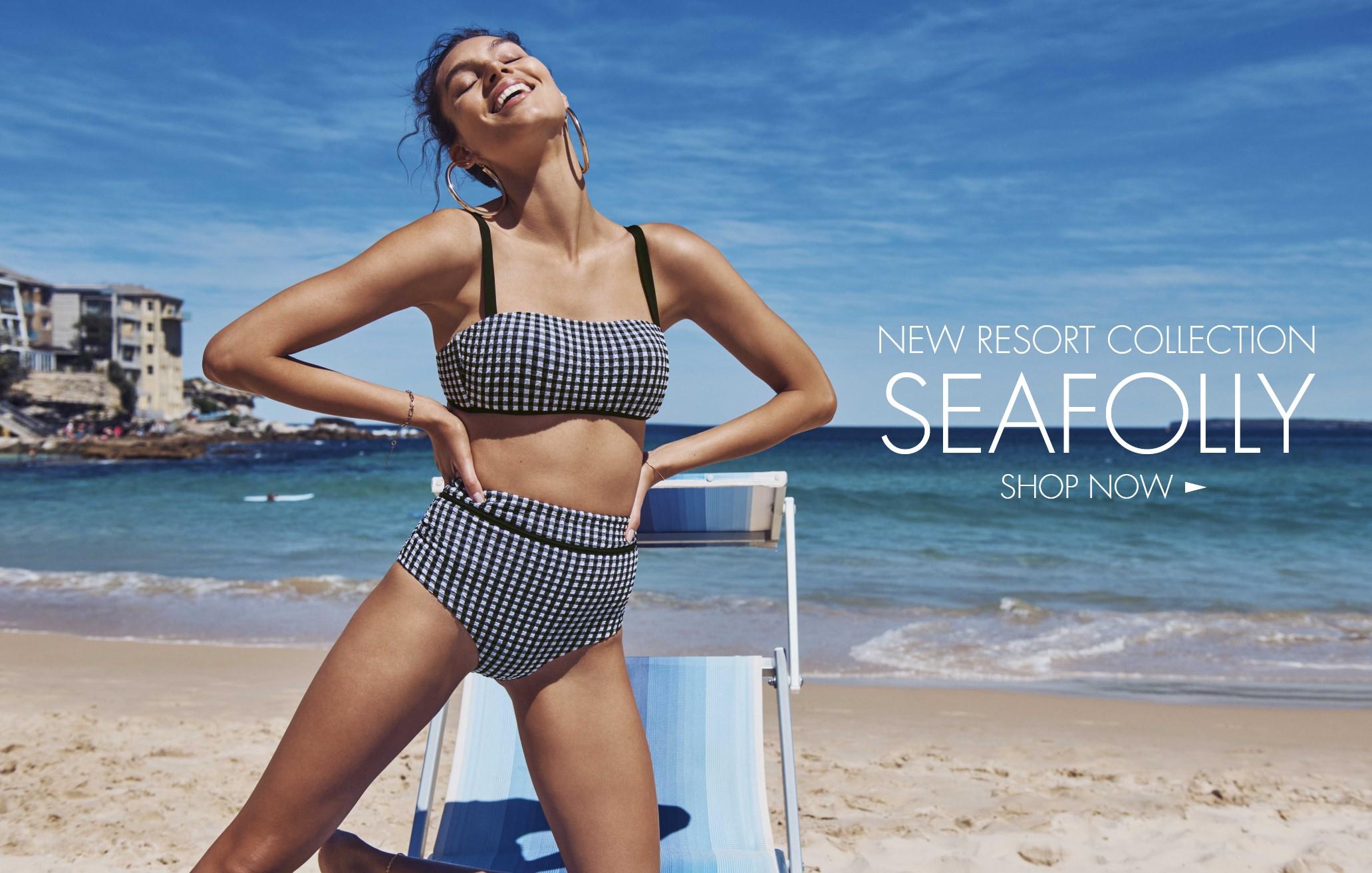 Seafolly Designer Swimwear