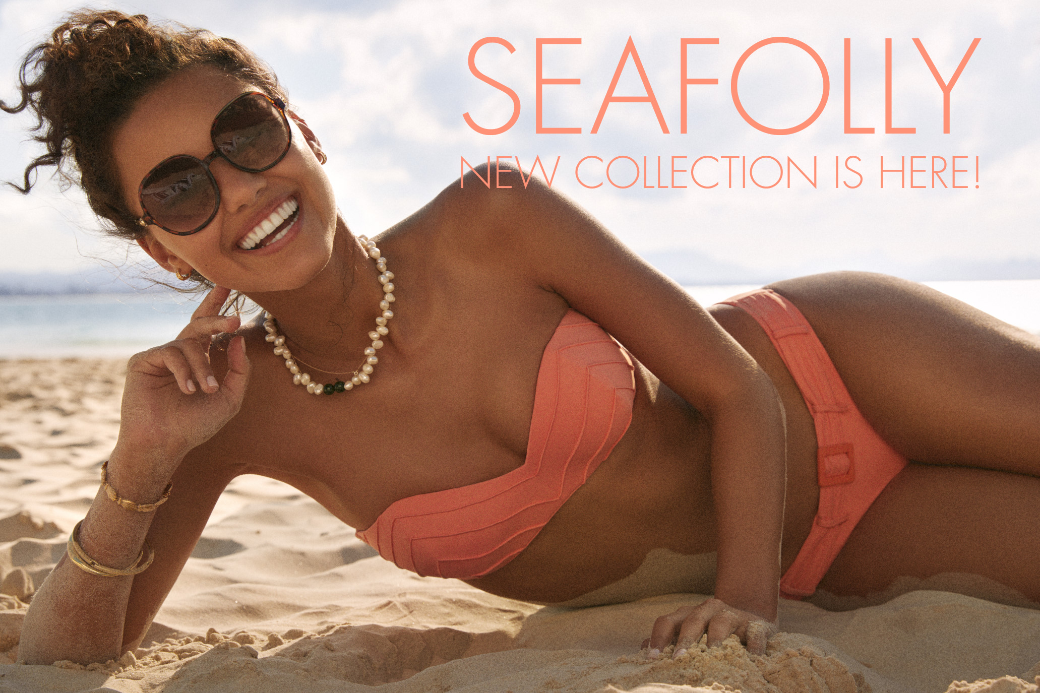 Seafolly swimwear Summer 2020