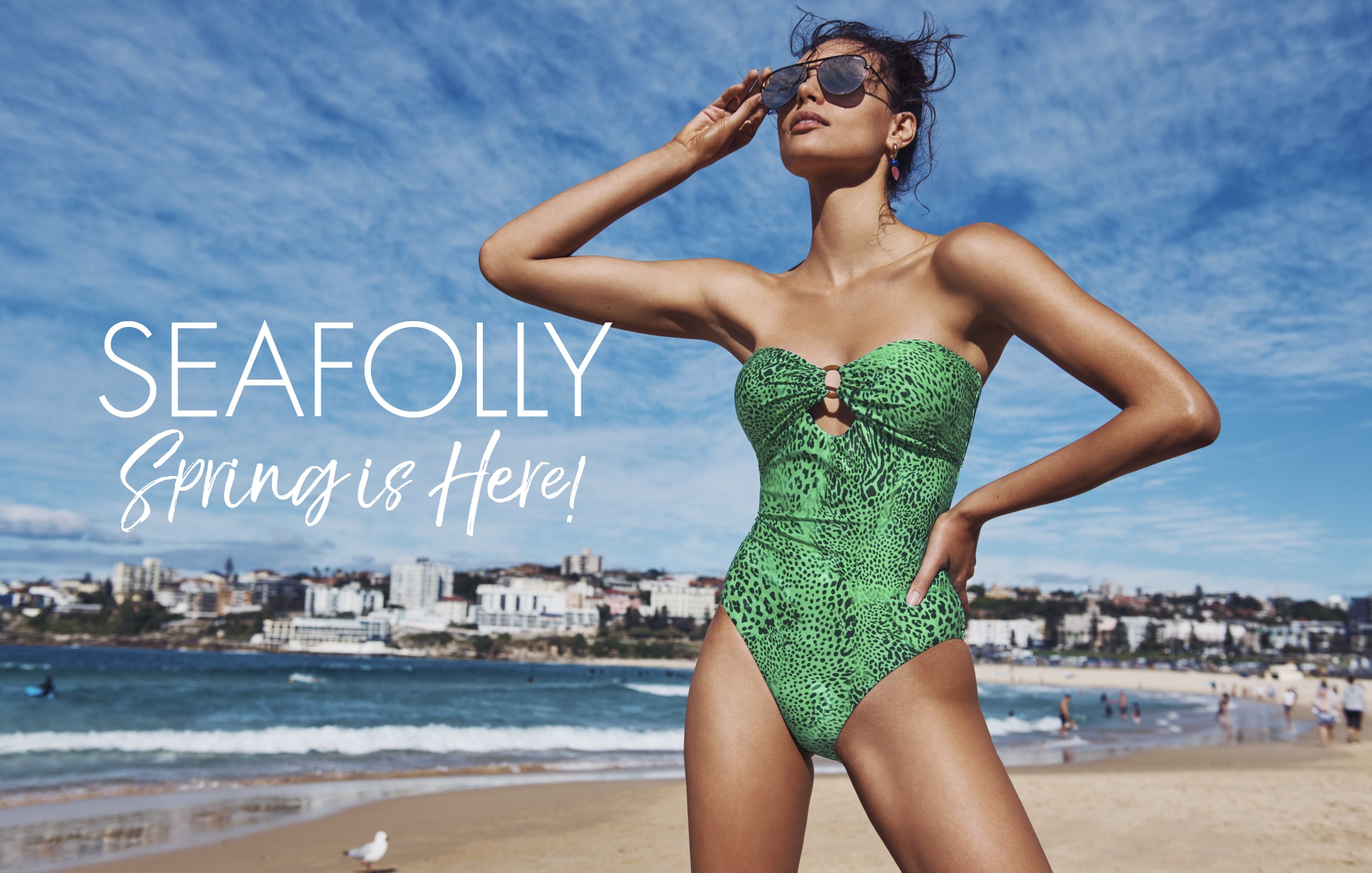 Seafolly swimwear 2021
