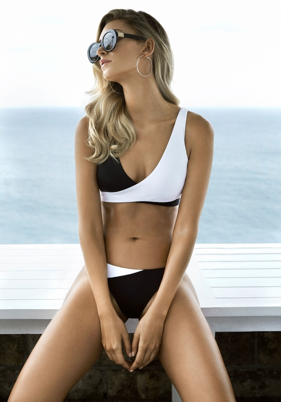 JETS by Jessika Allen Wrap Bikini