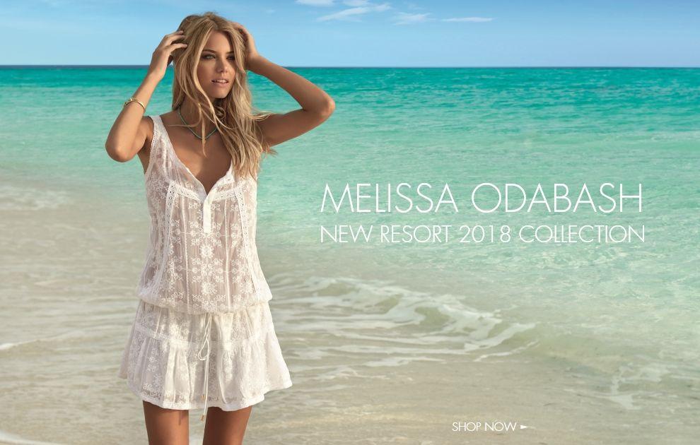 Melissa Odabash Swimwear 2018