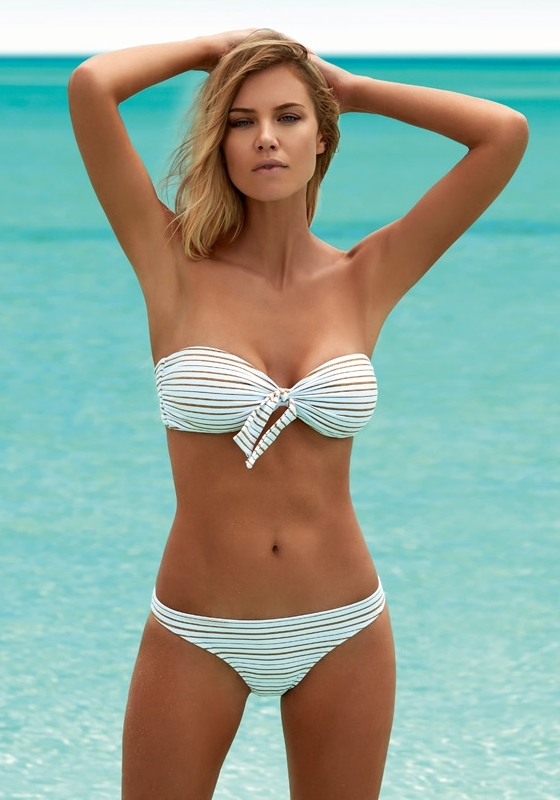 Seafolly Quilted Triangle bikini
