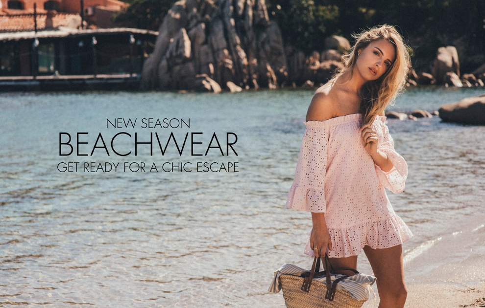 new season beachwear