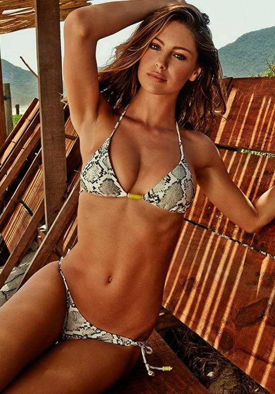 Vix Serpent Triangle Bikini