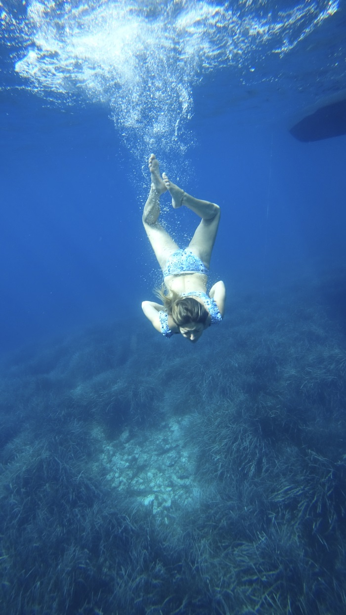 rosie free dive