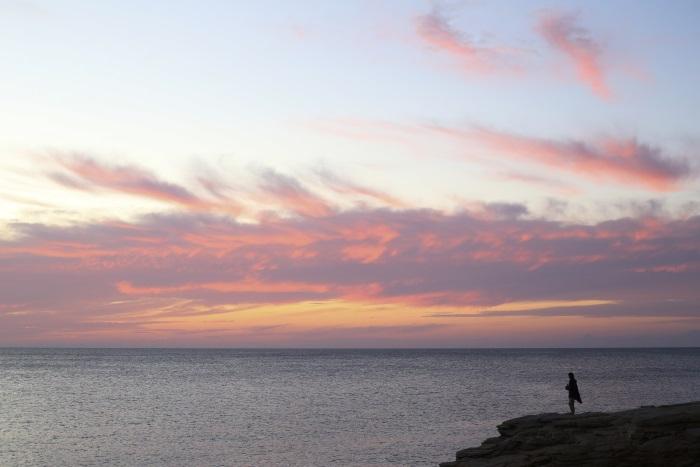 rosie sunset