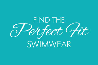 Find the perfect fit swimwear