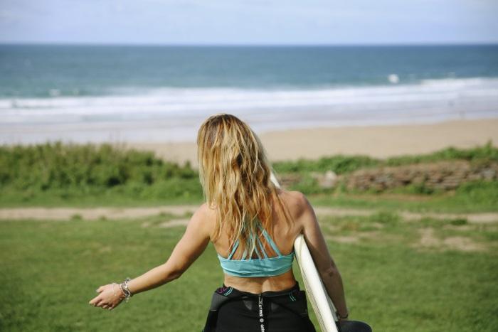 rosie beach hair