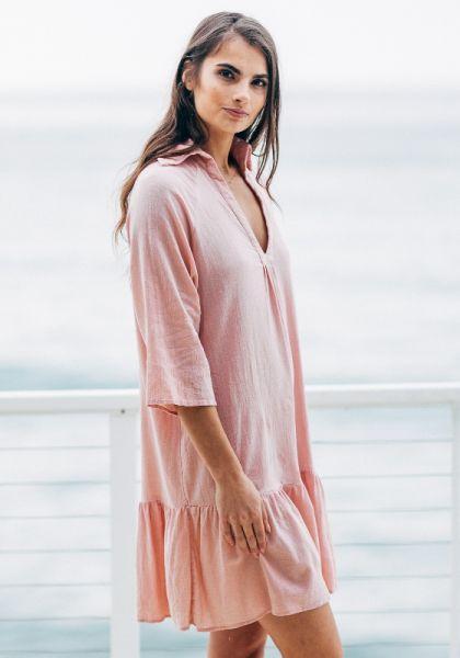 9Seed Belize ruffle Dress
