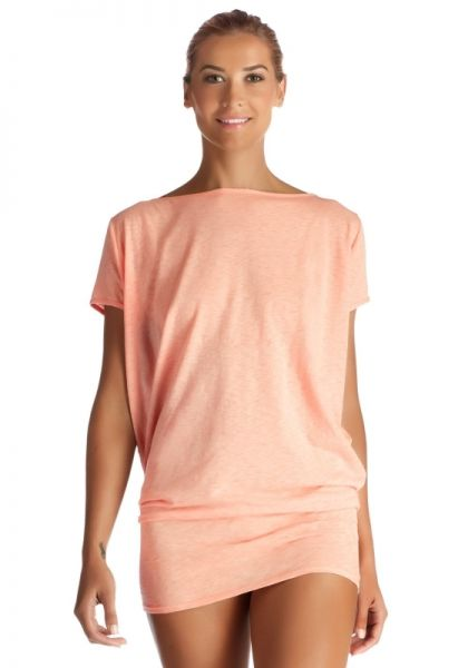 Vitamin A Isla Tunic Blush